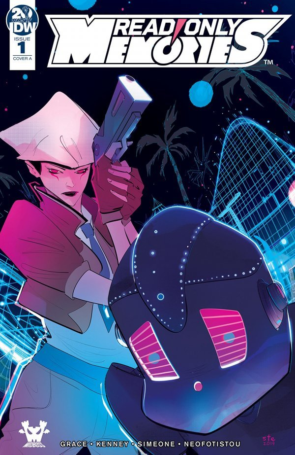 Read Only Memories #1