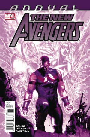 The New Avengers Annual #1