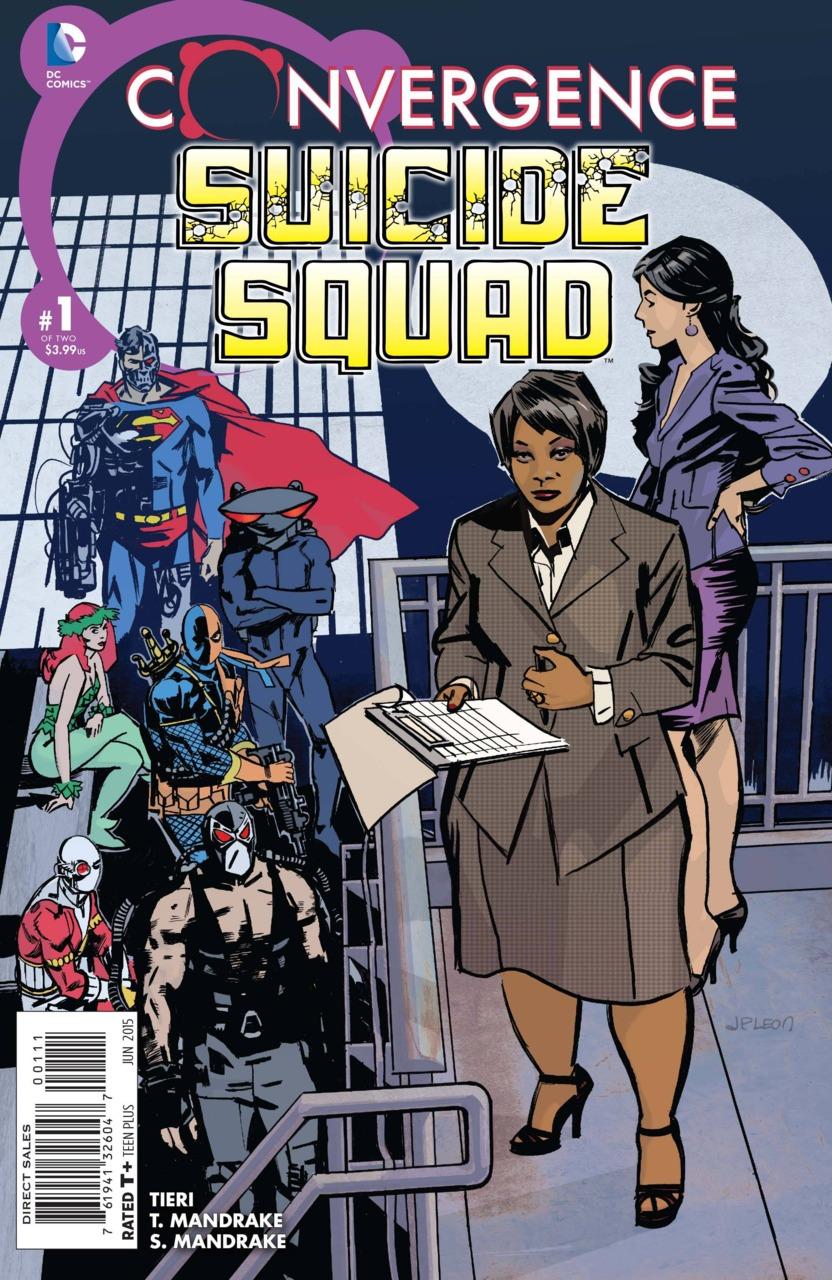 Convergence: Suicide Squad #1