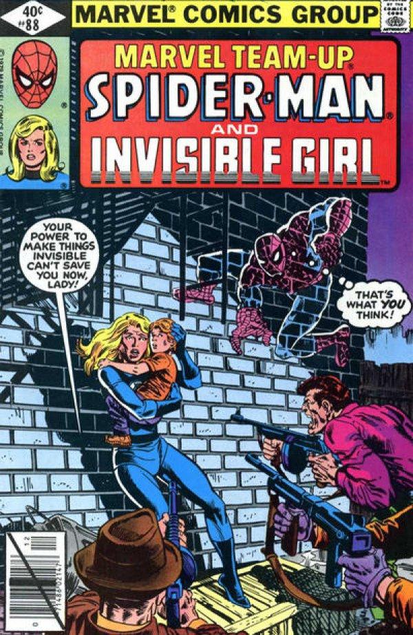 Marvel Team-Up #88