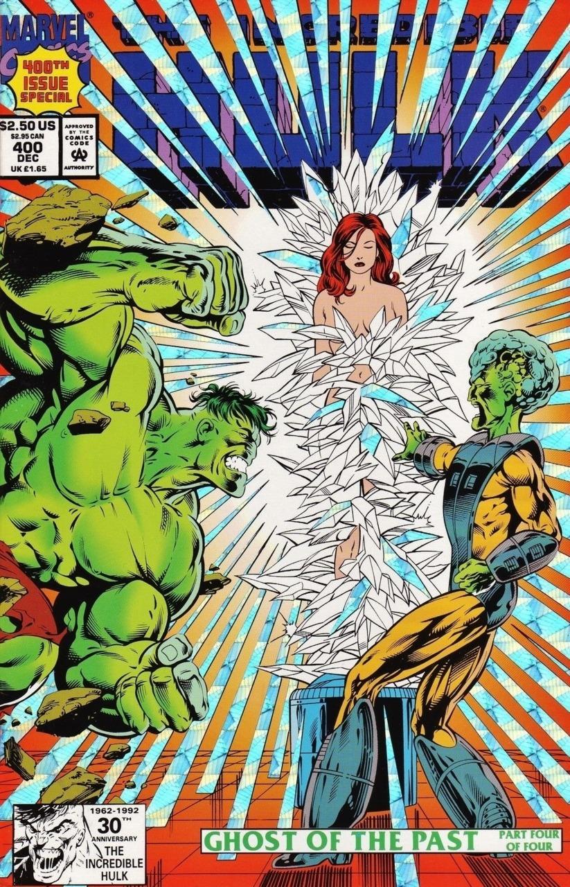 The Incredible Hulk #400