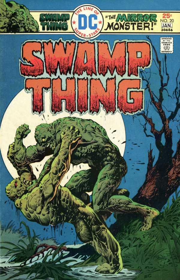 Swamp Thing #20