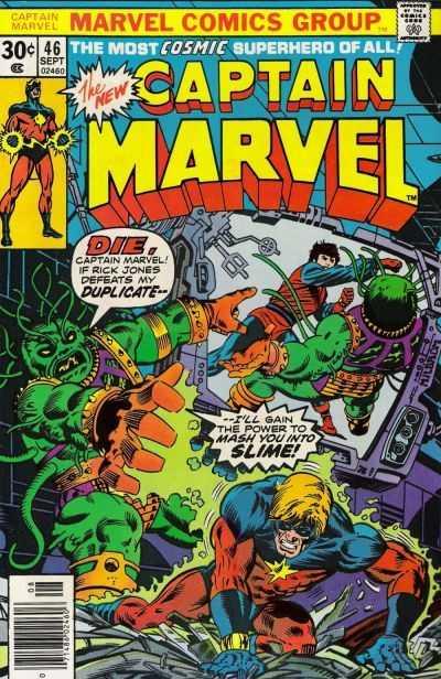 Captain Marvel #46