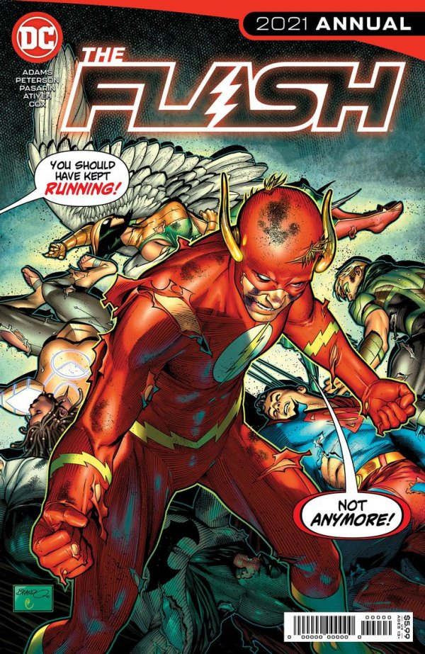 The Flash Annual 2021 #1 Reviews