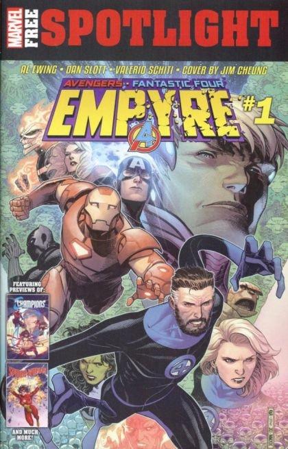 Marvel Sampler February 2020 #1