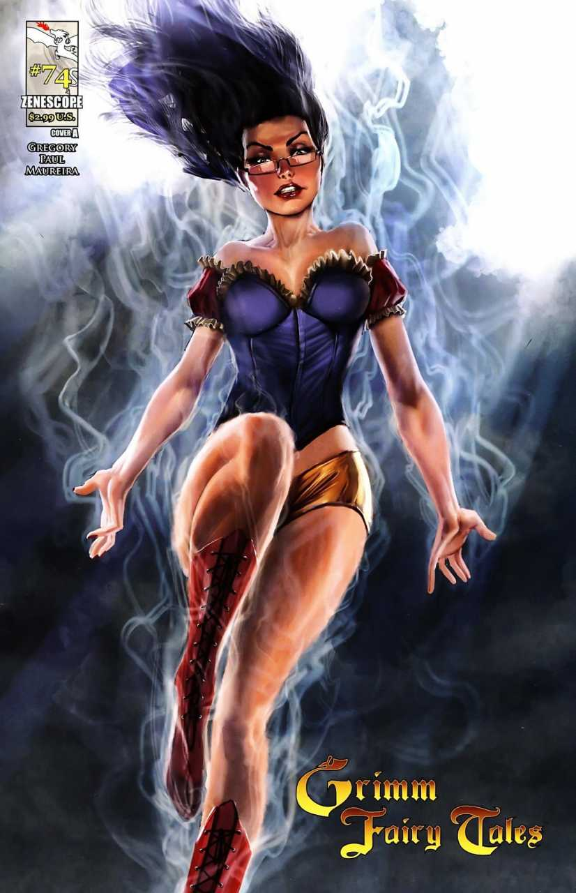 Grimm Fairy Tales #74
