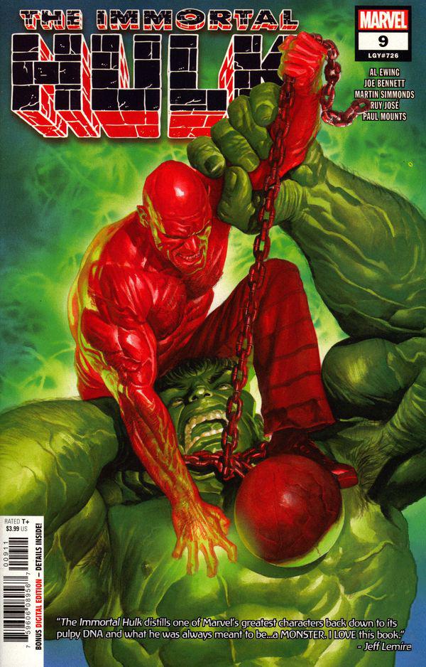 The Immortal Hulk #9