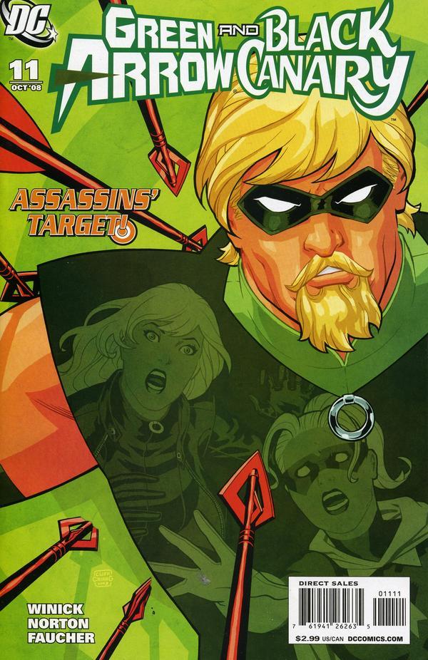 Green Arrow / Black Canary #11