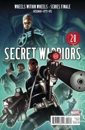Secret Warriors #28