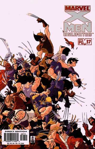 X-Men Unlimited #37