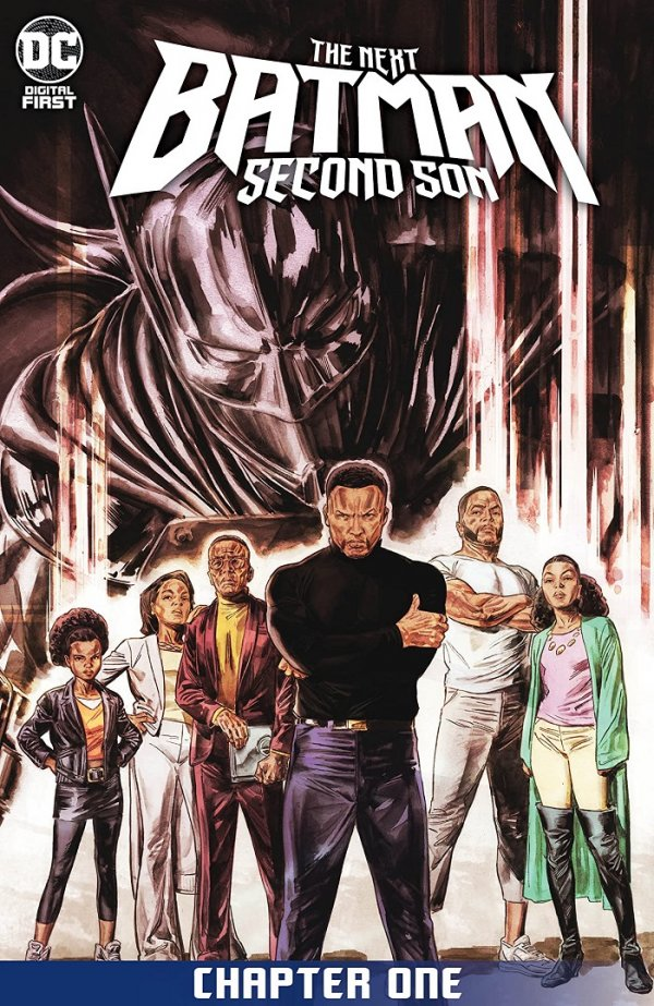 The Next Batman: Second Son Chapter #1