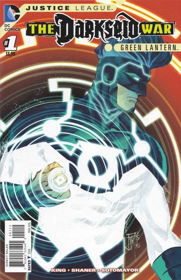 Justice League: The Darkseid War - Green Lantern #1