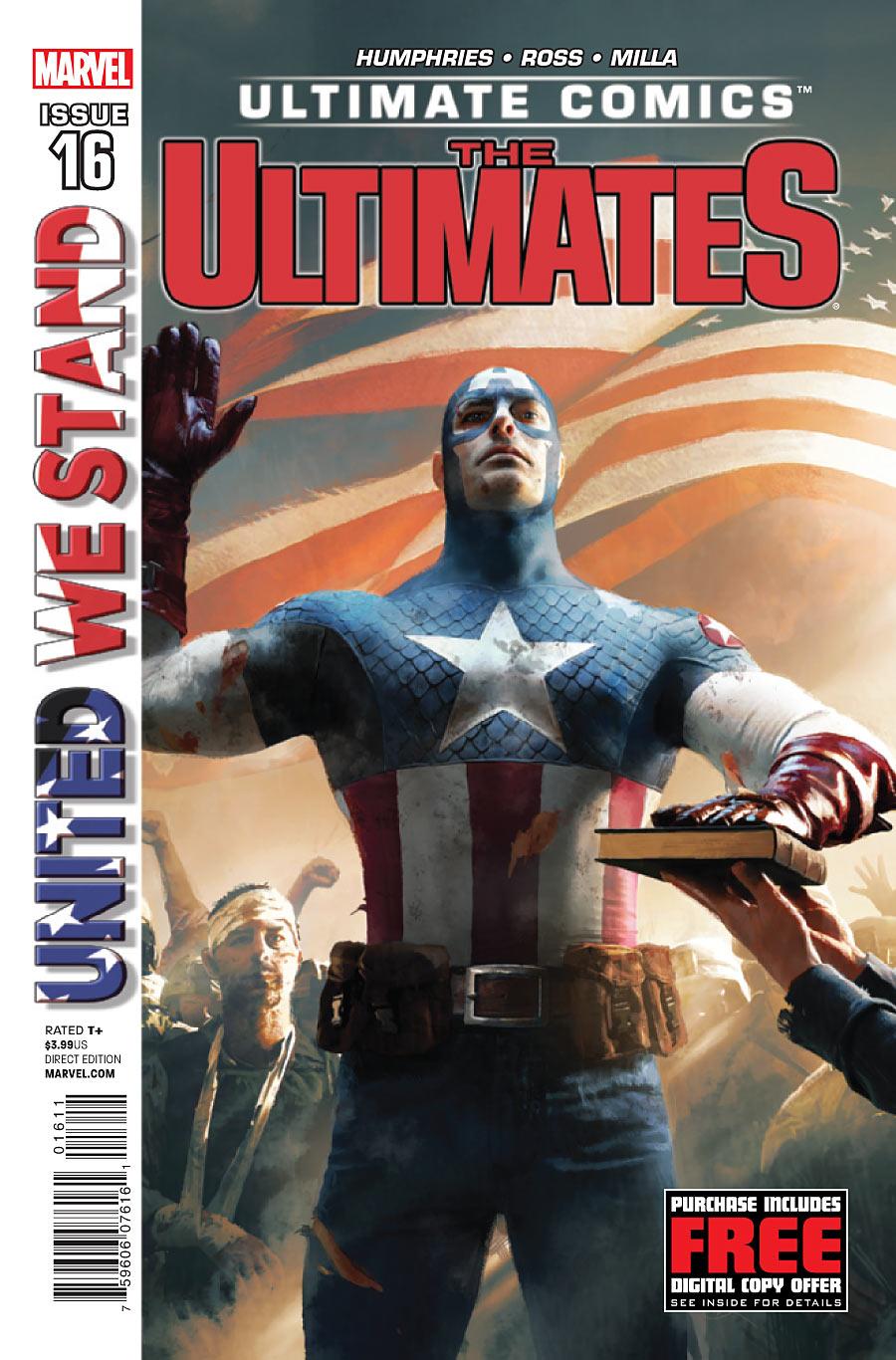 Ultimate Comics: The Ultimates #16
