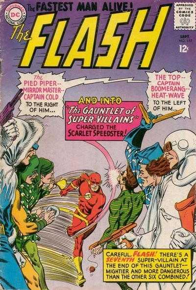 The Flash #155