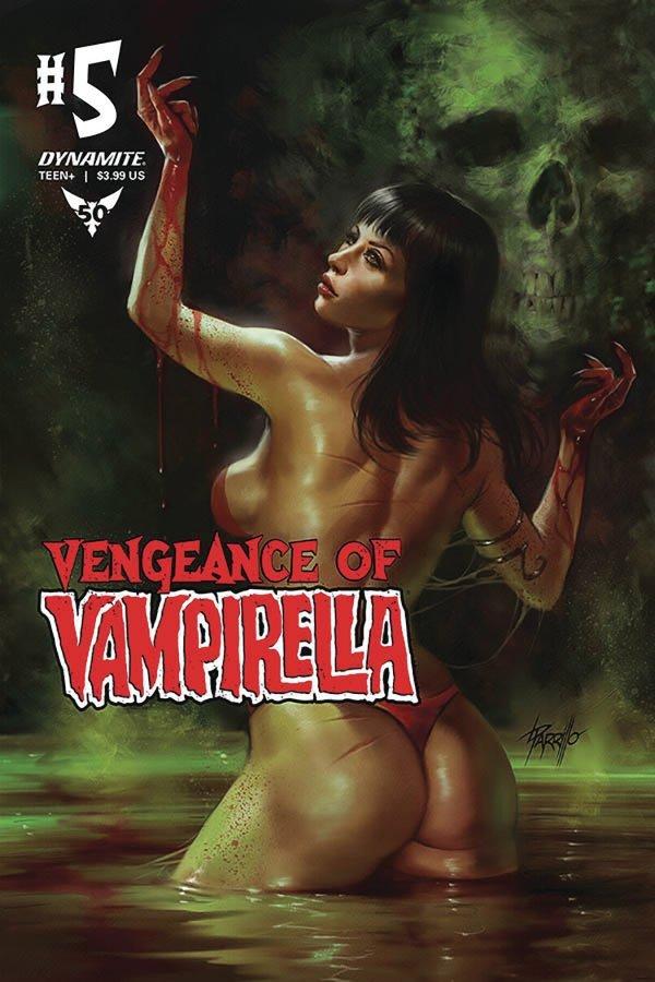 Vengeance of Vampirella #5 review