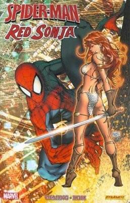 Spider-Man / Red Sonja TP