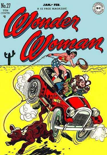 Wonder Woman #27
