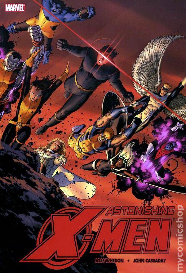 Astonishing X-Men Vol. 2 HC Dm Ed