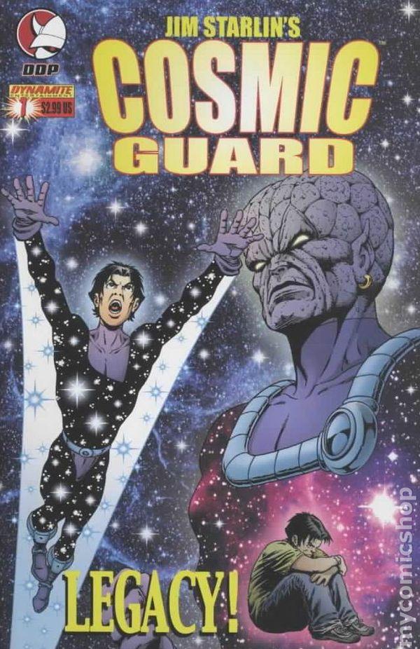 Cosmic Guard #1