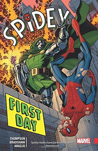 Spidey Vol. 1: First Day TP