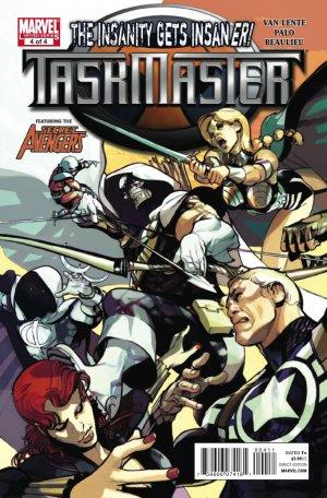 Taskmaster #4