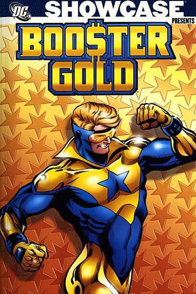 Showcase Presents: Booster Gold TP