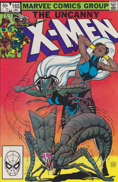 Uncanny X-Men #165