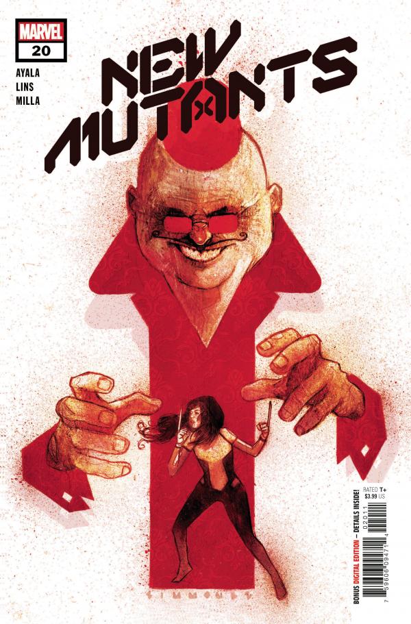 New Mutants #20