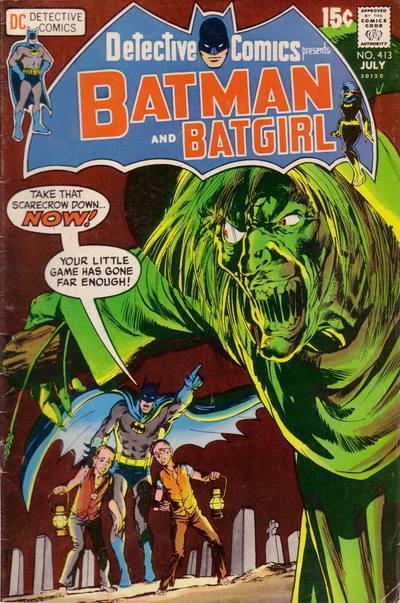 Detective Comics #413