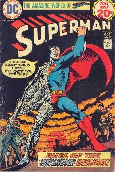 Superman #280