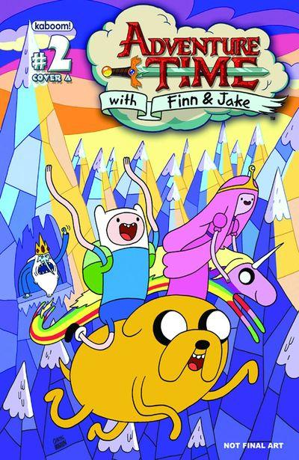 Adventure Time #2