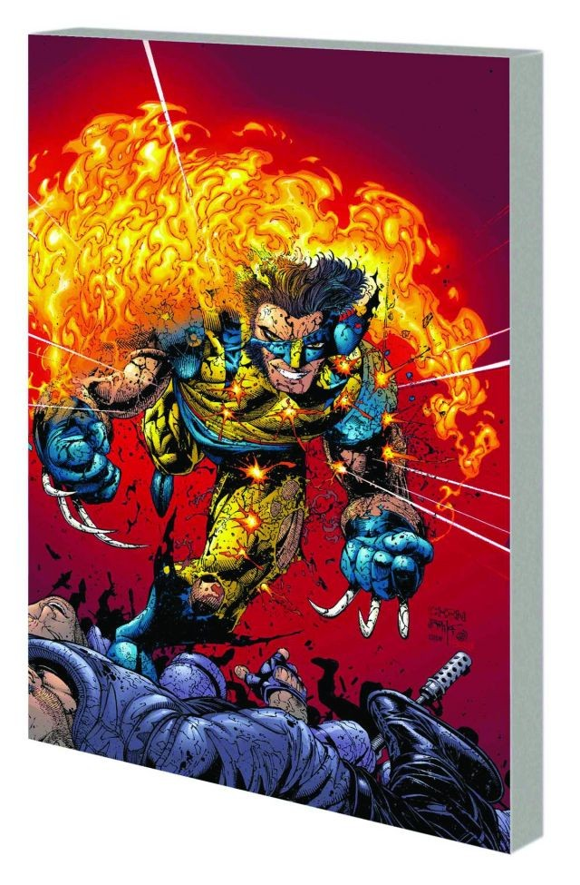 Wolverine: Return of Weapon X TP