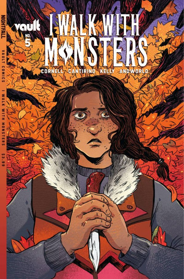 I Walk With Monsters #5