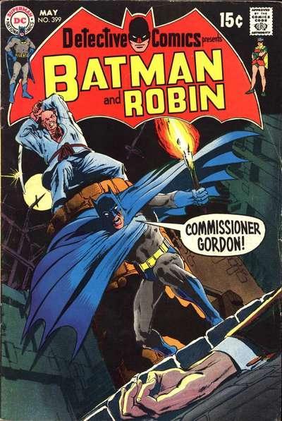 Detective Comics #399