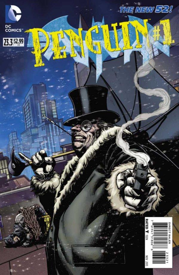Batman #23.3 Penguin