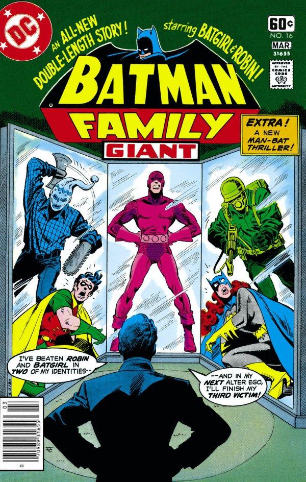 The Batman Family #16