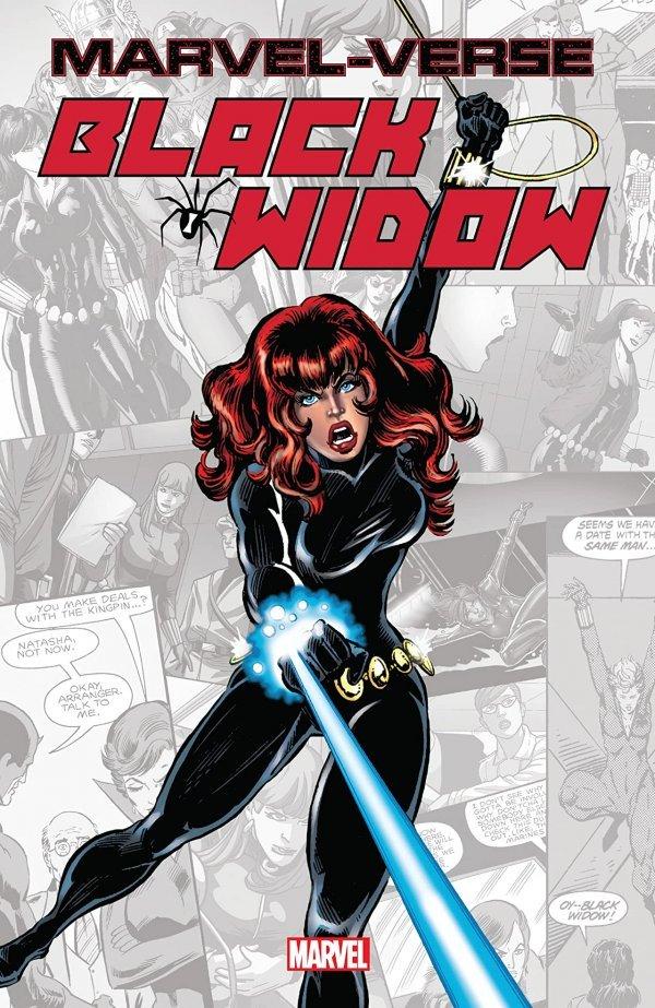 Marvel-Verse: Black Widow TP