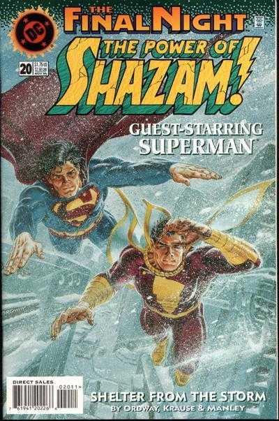 The Power of SHAZAM! #20