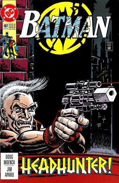 Batman #487