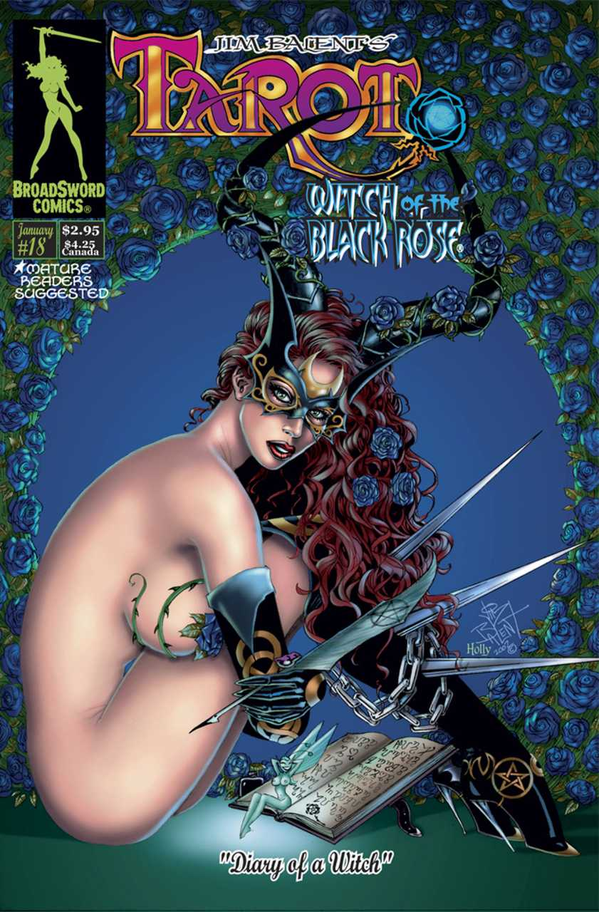 Tarot: Witch Of The Black Rose #18 Reviews