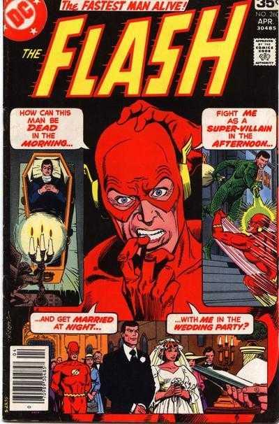 The Flash #260