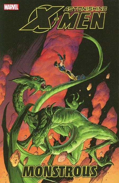 Astonishing X-Men Vol. 7: Monstrous TP