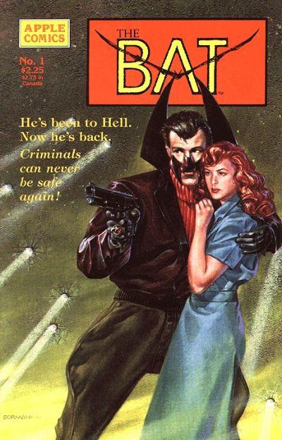 The Bat #1