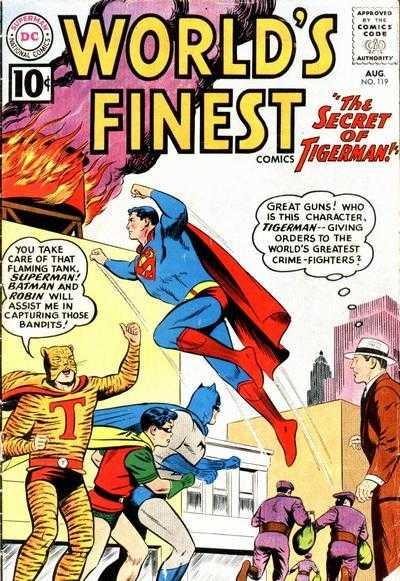 World's Finest Comics #119