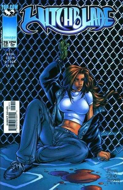 Witchblade #29
