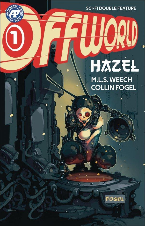 Offworld Sci Fi: Double Feature #1
