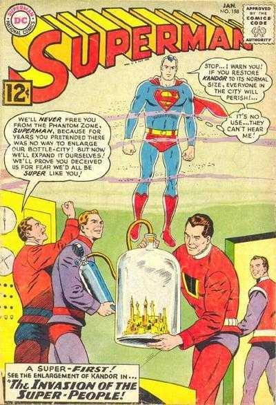 Superman #158