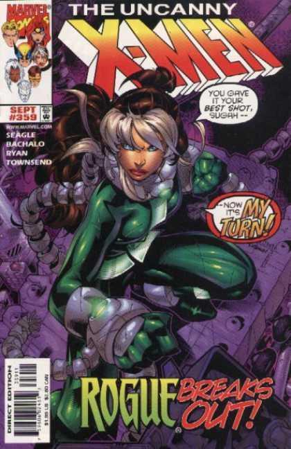 Uncanny X-Men #359