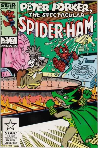 Peter Porker, The Spectacular Spider-Ham #11