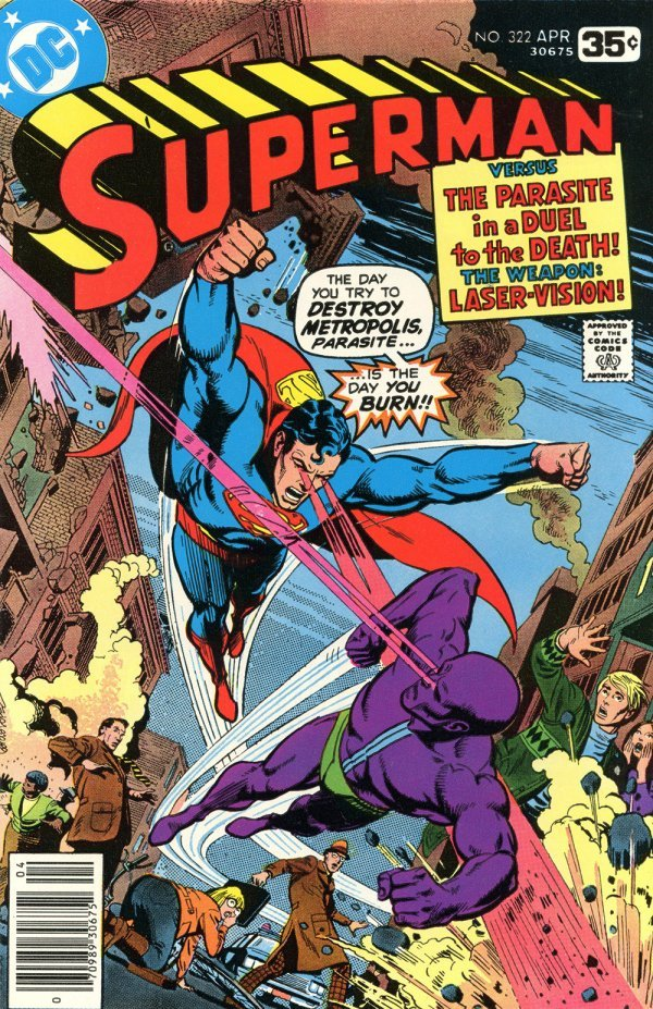 Superman #322